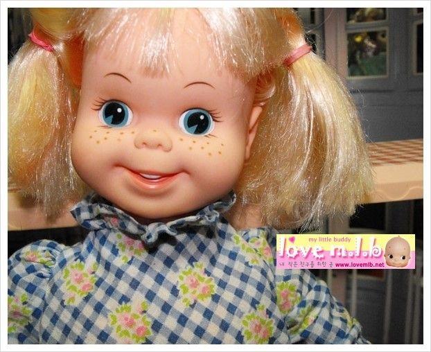 '72 ⓒHasbro Sweet Cookie Little Girl  [출처] '72 ⓒHasbro Sweet Cookie Little Girl|작성자 러브엠엘비