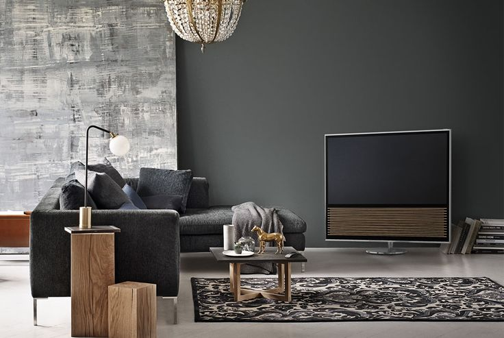 Bang & Olufsen Beovision 14 - best looking TV I've ever seen