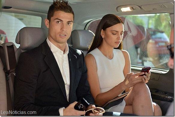 Escándalo: Irina Shayk saca a flote infidelidades de Cristiano Ronaldo - http://www.leanoticias.com/2015/05/21/escandalo-irina-shayk-saca-a-flote-infidelidades-de-cristiano-ronaldo/