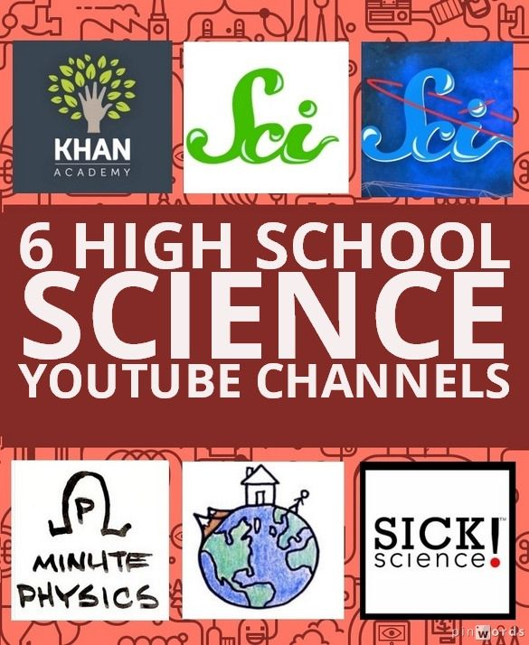 informed features educational youtube channels