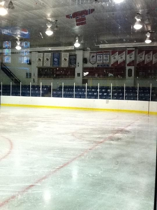 Second rink now open!