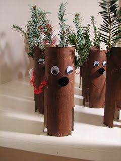 Ramblings of a Crazy Woman: Christmas Craft
