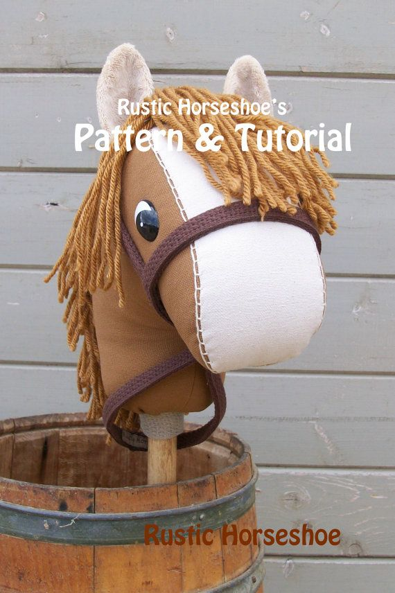 17 best ideas about stick horses on pinterest hobby for Cool things made out of horseshoes