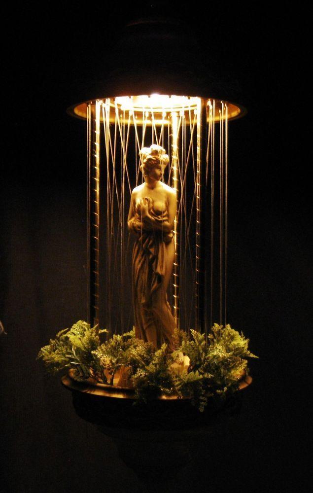 Oil Rain Vintage Lamp Gif