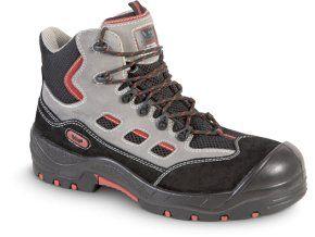 Bezpečnostní kotníková obuv DENVER S1P