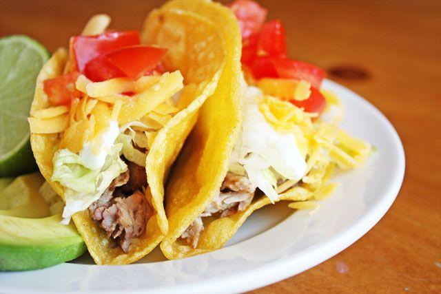 sweet-pork-tacos by luluthebaker, via Flickr