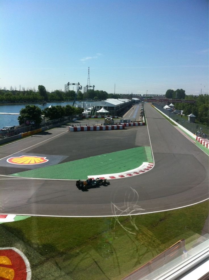 Twitter / therealdcf1: Good view from the box htt
