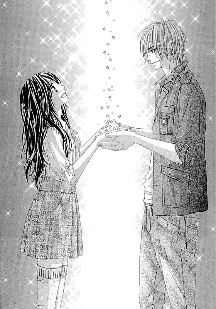 Manga couple, anime couple, Tsubaki & Tsubaki, love this manga KYOU, KOI WO HAJIMEMASU