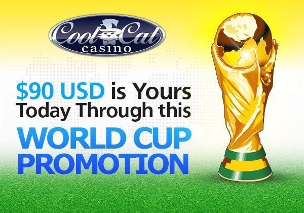 CoolCat Casino World Cup 2014