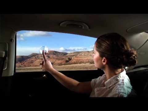 interactive car windows?