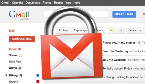 Remove Third Party Access Yo Your Gmail Inbox Mail Account Gmail Email Account