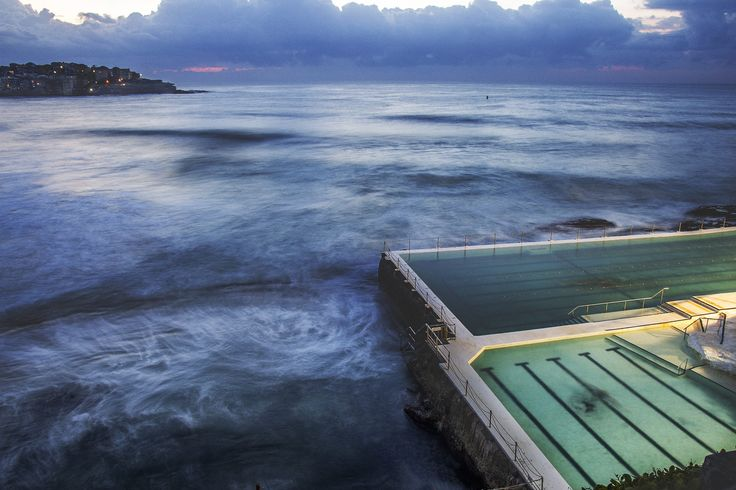 Bondi beach 6 in the morning by Jordan Haller on 500px