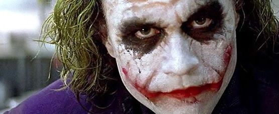 Maquillage Joker Halloween