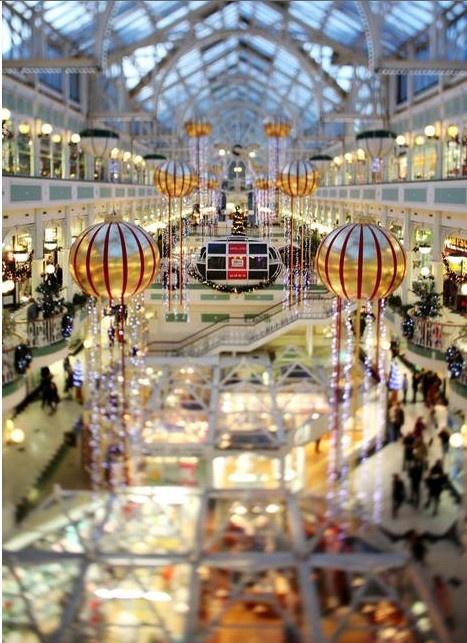 St Stephen's green shopping center