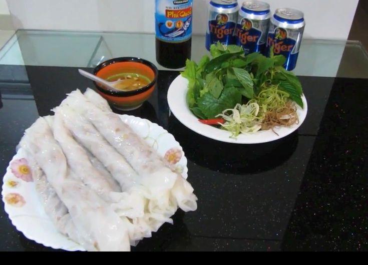 Рисовые блинчики рецепт еда во Вьетнаме Блины по-ханойски рецепты вьетна...