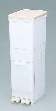 ゴミ箱 セパ ツインペダルペール 2段 46L ( ごみ箱 ダストBOX くずかご ダストボックス )【楽天市場】