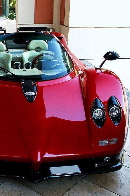 Pagani Car