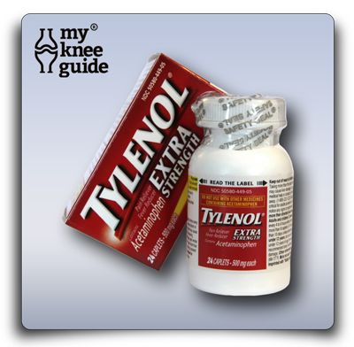 After knee replacement surgery, it is important to know how much Tylenol (Acetaminophen) is contained within your post-operative medicines.