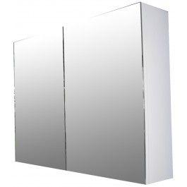 750mm Frameless Shaving Cabinet