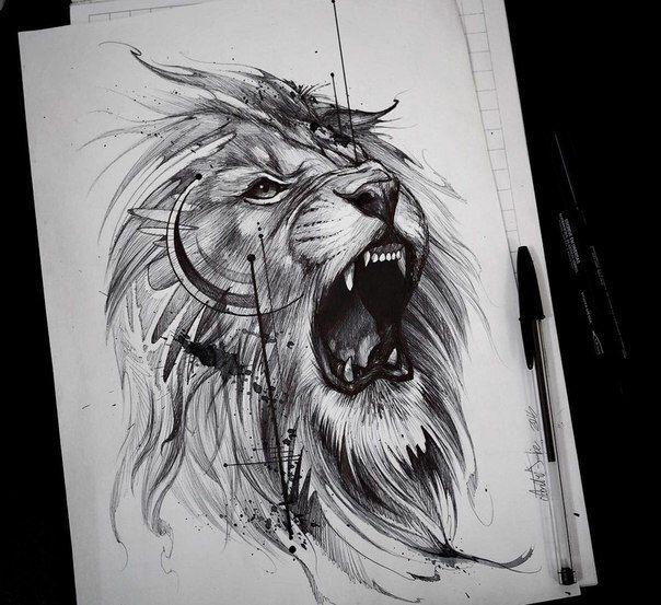 Roaring like a lion!!