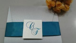 RosaNorte Gráfica - Convites de casamento