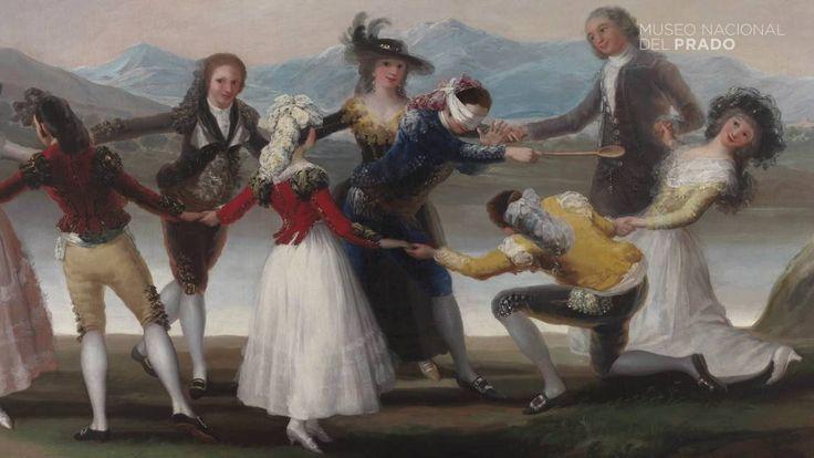 Almudena Sánchez, restauradora de pintura del Museo del Prado, comenta la…