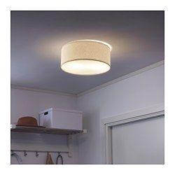 ALÄNG Plafondlamp, wit - 35 cm - IKEA