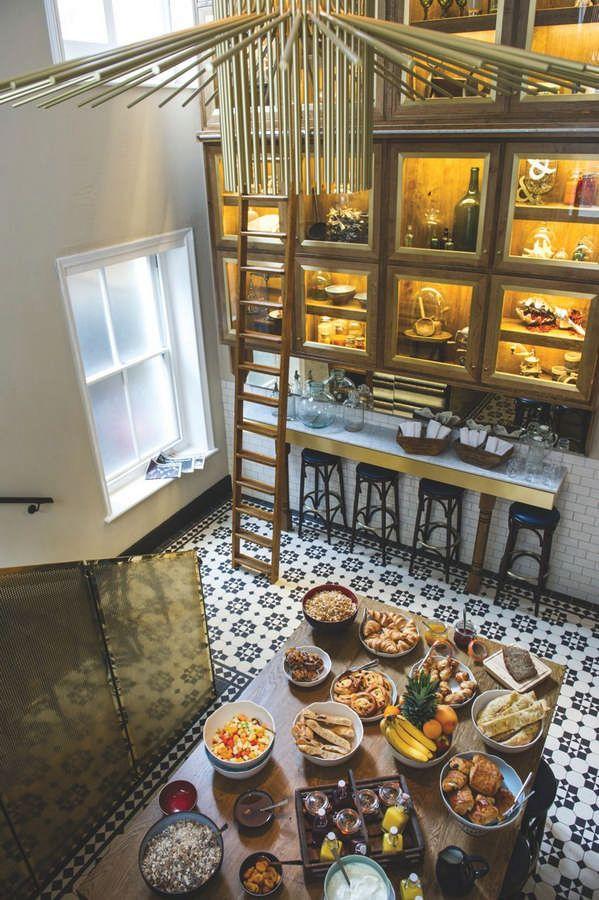 Apero Restaurant & Bar   4   e-architect