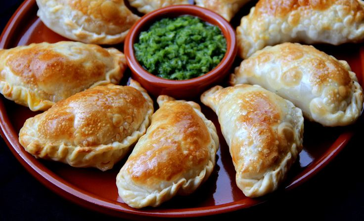 Hosting a get together? These empanadas make for the perfect appetizer. #Empanadas #BareEleganceWaxing www.bareelegancewaxing.com