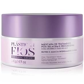 Mask Plastica dos Fios Reconstruction 140g @ $ 35.00  The Cadiveu Immediate Reconstruction Mask is an intensive repair treatment for damaged hair or chemically. Penetrates the wires ending the porosity and strengthening the fiber to avoid breaking the wires.