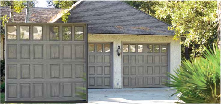 Impression Fiberglass Garage Doors The Impression Collection® features a fiberglass exterior that looks like real & 11 best Residential Garage Doors images on Pinterest | Residential ...