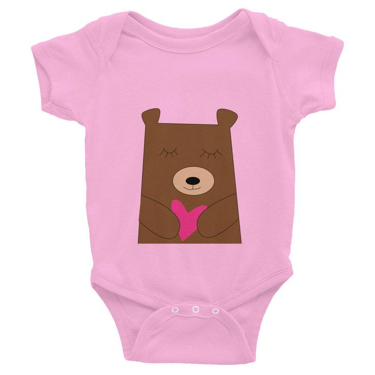 Excited to share the latest addition to my #etsy shop: Baby Bodysuit Vest, Baby Clothes, Newborn Baby, Girl Baby, Long-Sleeved Vest, Baby-grow, Baby Long Sleeve Body, Baby Gift - Cute bear http://etsy.me/2HQPKoQ #clothing #children #bodysuit #pink #babyshower #momlife #BabyBodysuitVest #BabyClothes #Newborn #Baby #UnisexBaby #Long-SleevedVest #BabyGift #BeachGear #summerbabycloths #nauticalbabybodysuit