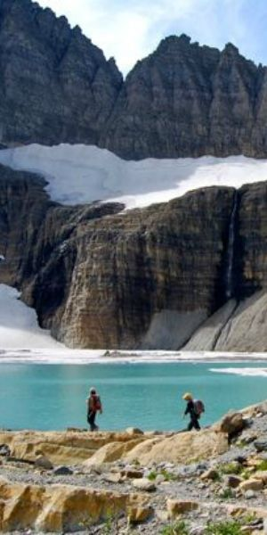 If you had one day at the Glacier National Park: hike to Iceberg Lake | glacierMT.com