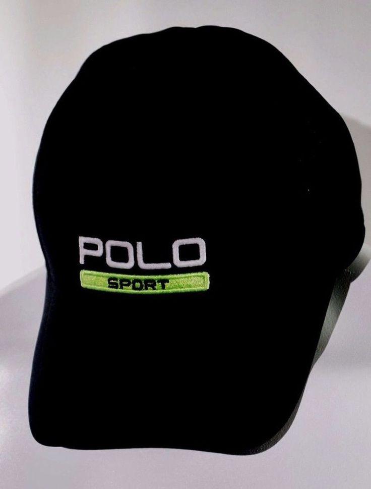 Polo Sport Ralph Lauren men's active stretch twill cap one size #PoloSport #BaseballCap