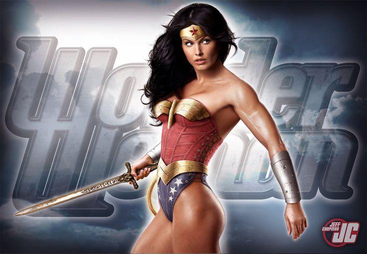 Wonder Woman by Jeffach.deviantart.com on @deviantART
