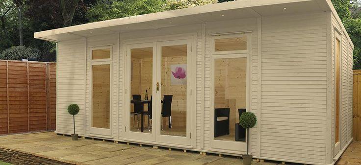25 b sta walton sheds id erna p pinterest lekstuga och for Insulated garden buildings