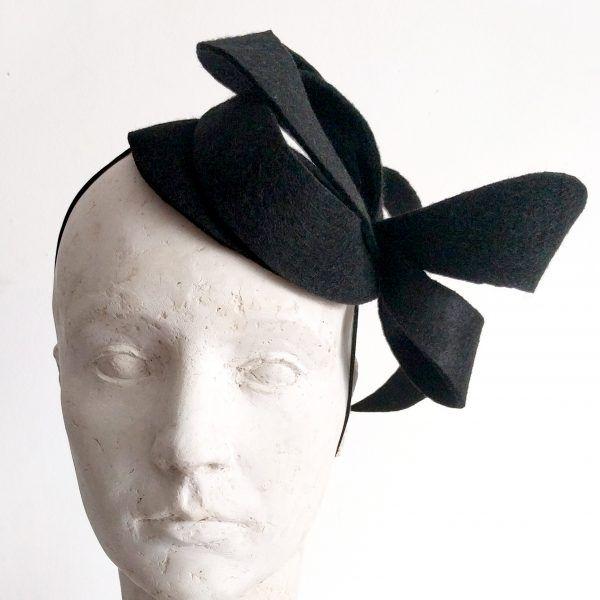 CARMEN Fascinator hat made by Eventivity Accessorize