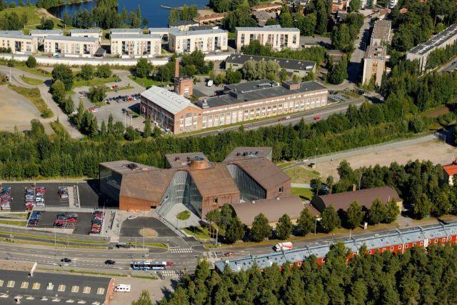 Pyynikin sosiaali- ja terveysasema, Tampere | Tampere | 2013 | 15490m2