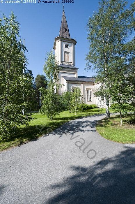 Sotkamon luterilainen kirkko - Sotkamo