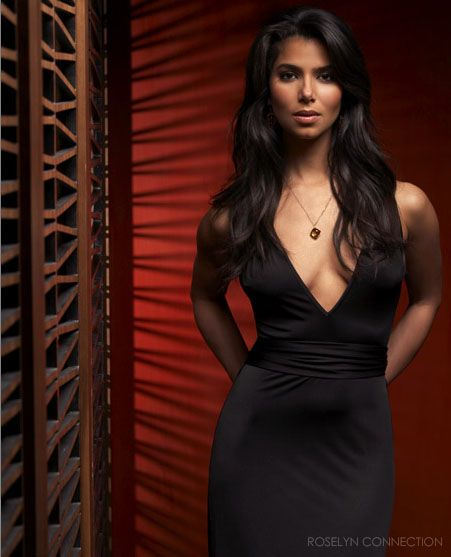 Roselyn Sanchez (born: April 2, 1973, San Juan, Puerto Rico) is a Puerto Rican singer-songwriter, model, actress, producer and writer. She is best known for her roles as FBI agent Elena Delgado in the CBS police procedural Without a Trace (2005–2009), and as Carmen Luna in the Lifetime comedy-drama Devious Maids (2013–present). In film, Sánchez has appeared in Rush Hour 2 (2001), Boat Trip (2002), The Game Plan (2007), and Act of Valor (2012).