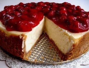 Americký cheesecake