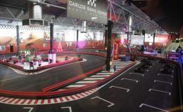 Karting Madrid: Pista Indoor Karting