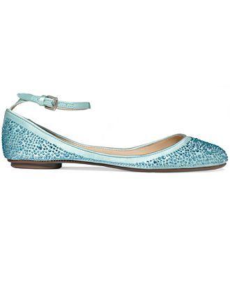 Blue by Betsey Johnson Joy Evening Flats - Betsey Johnson - Shoes - Macy's