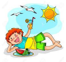 To χαμομηλάκι : Τώρα, το καλοκαίρι, αφήστε τα παιδιά… να βαρεθούν!...