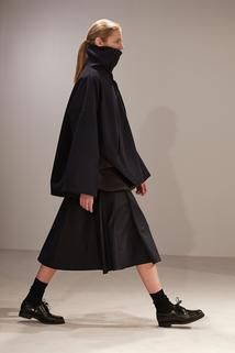 The Row Fall 2014 Ready-to-Wear - Collection - Gallery - Look 1 - Style.com