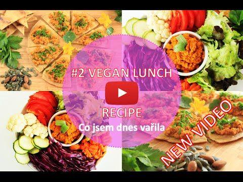 #2 Co jsem dnes vařila | VEGAN | RAW | Eva Peršinová