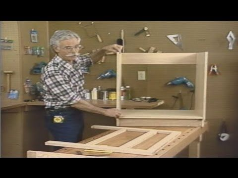 how to build cabinets from scratch