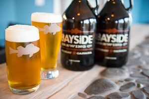 Bayside Brewing Co. has taken the Chatham-Kent area by storm. The brewery's Long Pond Lager has been a great success and demand is high. Stop by for a tasting or enjoy lunch on the patio.