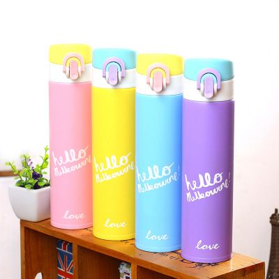 350ml stainless steel vacuum flask thermos bottle