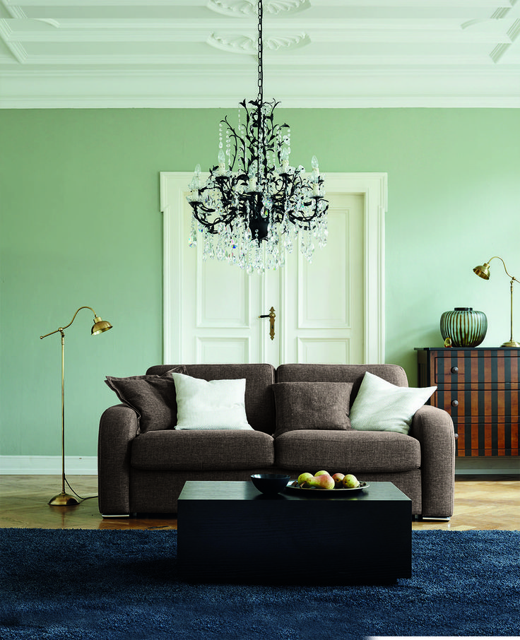36 best wohnzimmer deluxe images on pinterest, Modernes haus